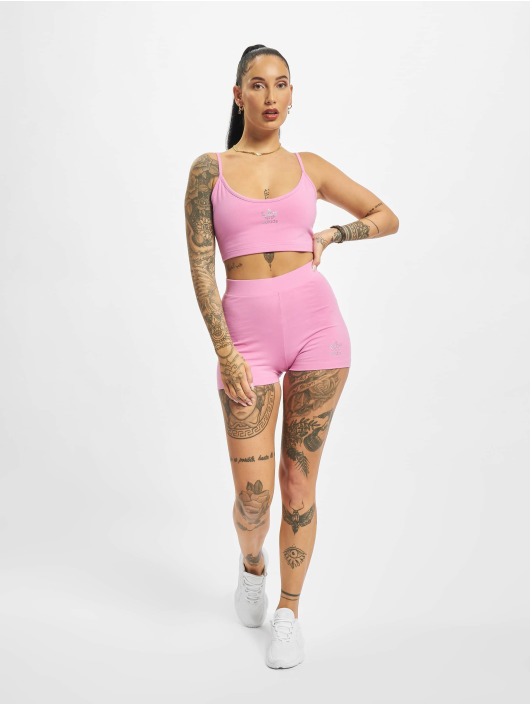 adidas Originals Shortsit Originals vaaleanpunainen
