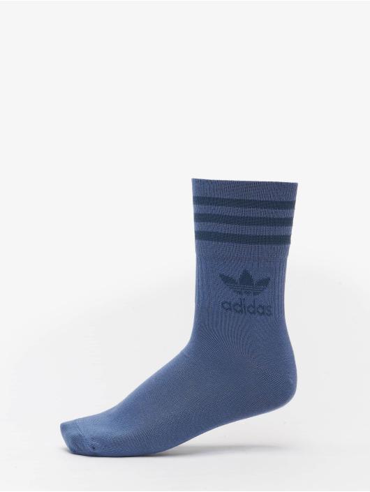 adidas Originals Skarpetki 3 Pack Mix niebieski