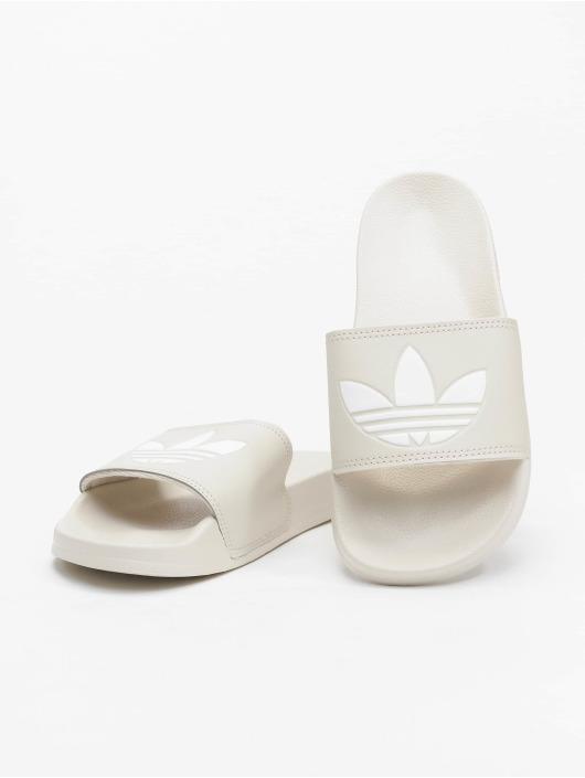 adidas Originals Slipper/Sandaal Lite grijs