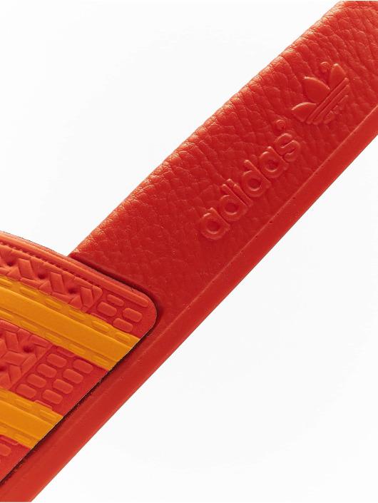 adidas Originals Slipper/Sandaal Adilette oranje