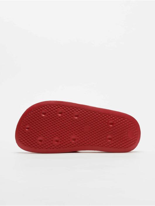 adidas Originals Slipper/Sandaal Adilette Lite rood