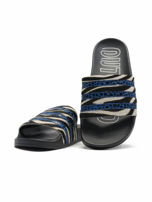 adidas Originals Slipper/Sandaal Adilette zwart