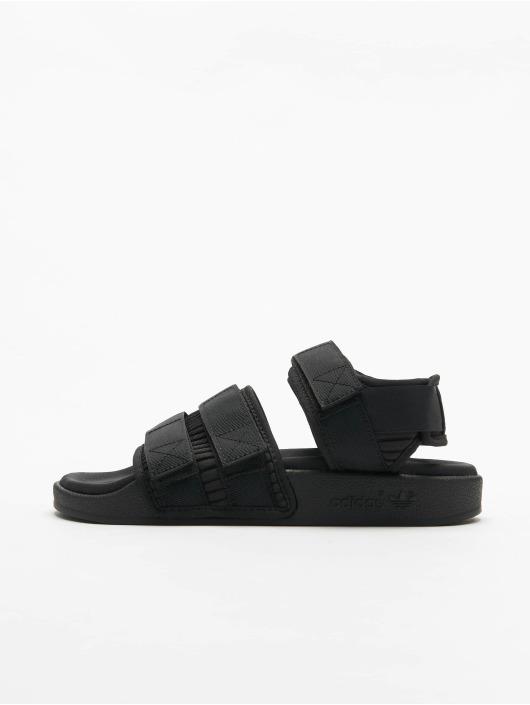 adidas Originals Slipper/Sandaal Adilette 2.0 zwart