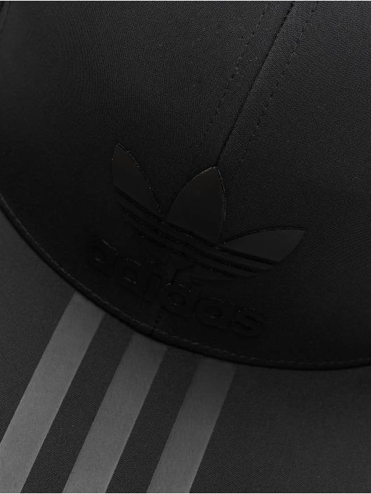 adidas Originals Snapback 3 Stripe èierna