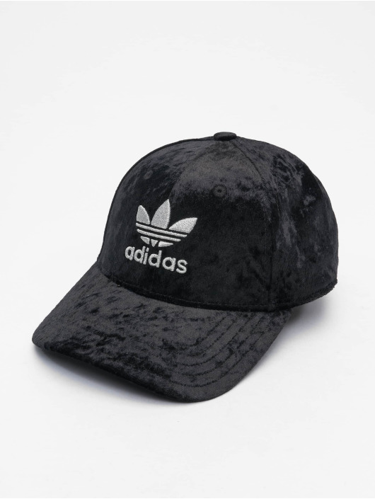 adidas Originals Snapback Cap Velour black