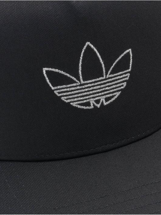 adidas Originals Snapback Cap Outline black