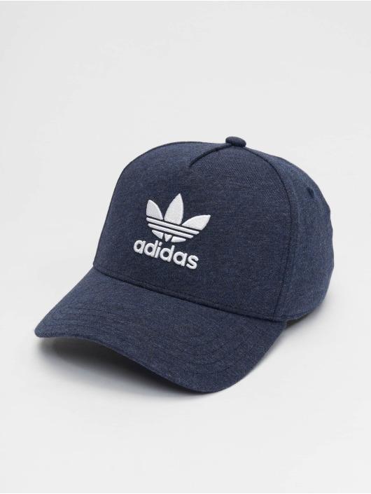 adidas originals snapback cap Af Melange blauw