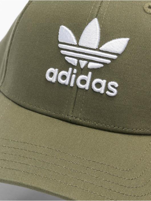 adidas Originals Snapback Cap Classic Trefoil khaki