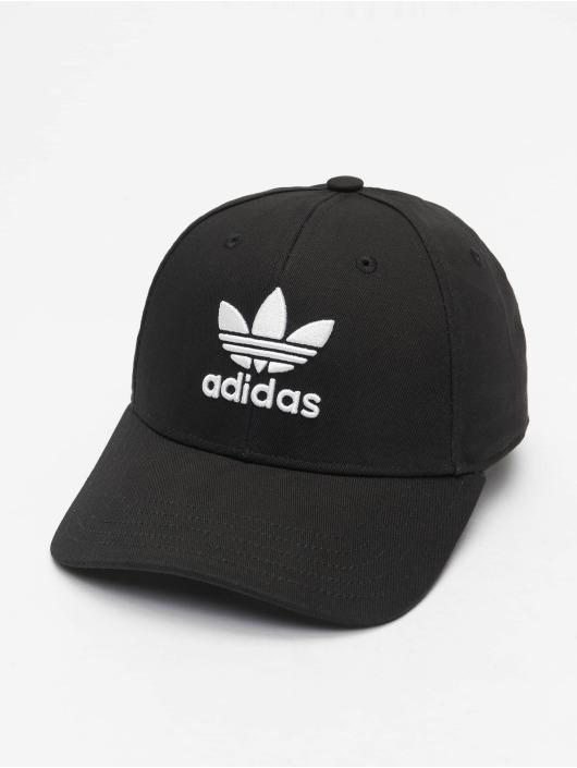 adidas Originals Snapback Cap Classic Trefoil schwarz