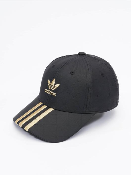 adidas Originals Snapback Cap Baseball schwarz