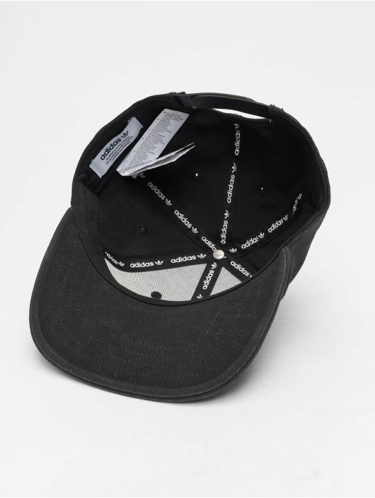 adidas originals snapback cap Ac Trefoil zwart