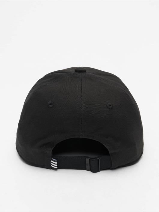 adidas Originals snapback cap Classic Trefoil zwart