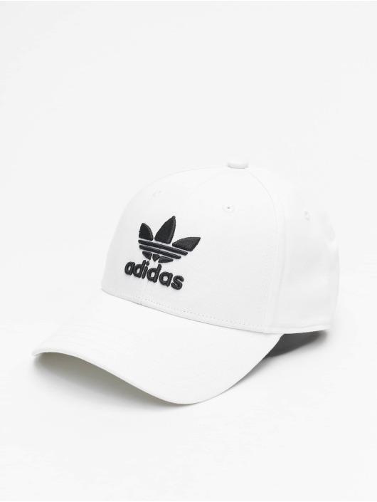 adidas Originals Snapback Caps Classic Trefoil Baseball bialy