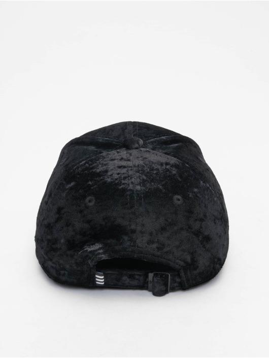 adidas Originals Snapback Caps Velour czarny