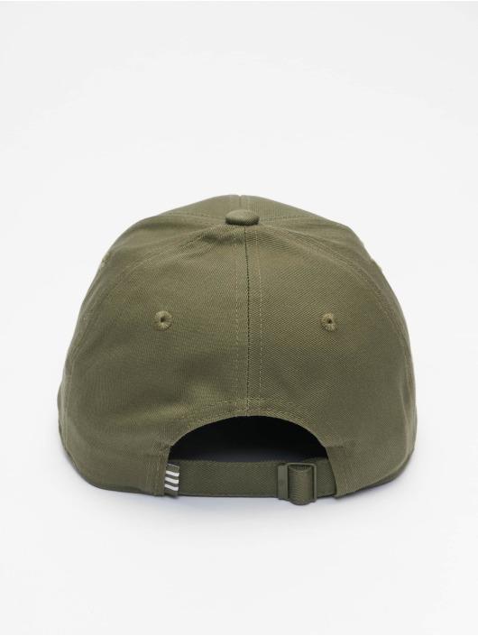 adidas Originals Snapback Caps Classic Trefoil khaki
