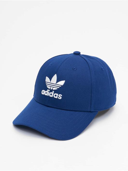 adidas Originals Snapback Caps Base Class Trf modrý