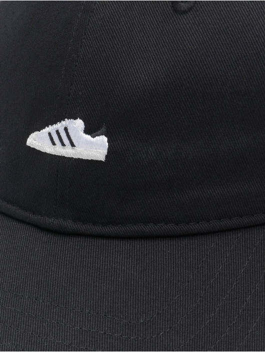adidas Originals Snapback Caps Super musta