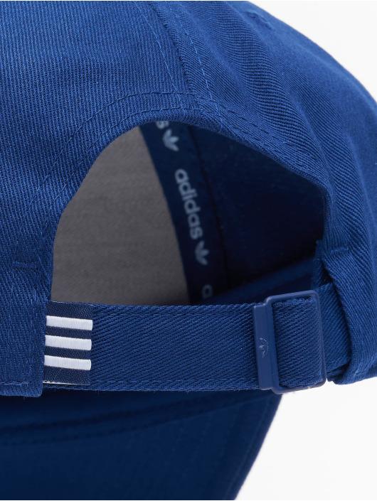 adidas Originals Snapback Caps Base Class Trf niebieski