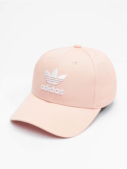 adidas Originals Snapback Caps Classic Trefoil růžový