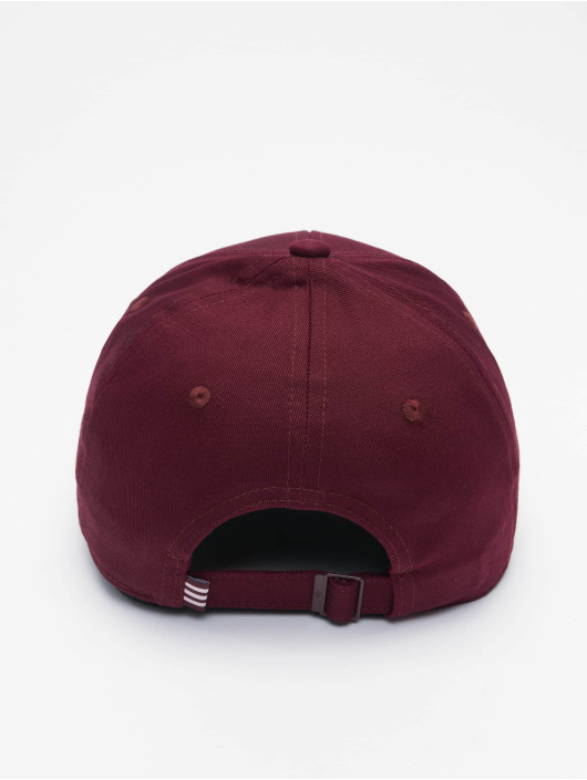 adidas Originals Snapback Caps Classic Trefoil red