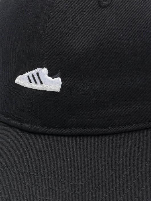 adidas Originals Snapback Caps Super svart
