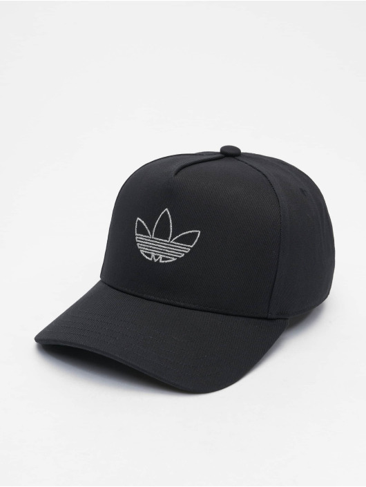 adidas Originals Snapback Caps Outline svart