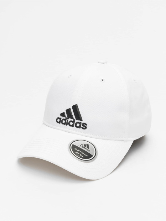 adidas Originals Snapback Caps 6 Panel valkoinen