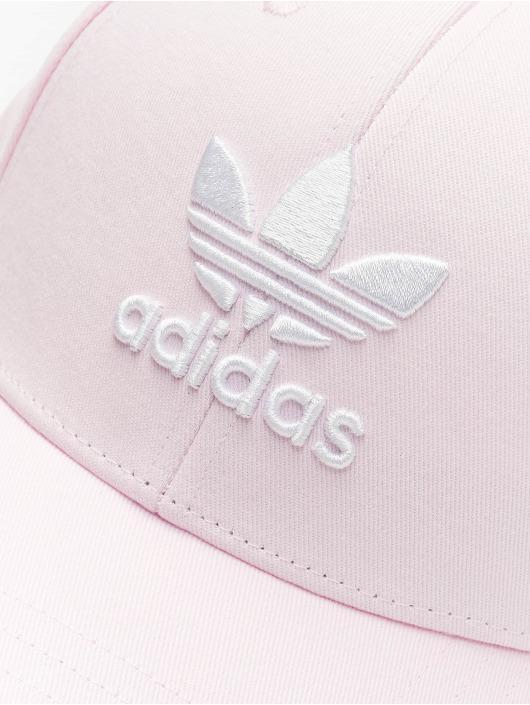 adidas Originals Snapback Classic Trefoil ružová