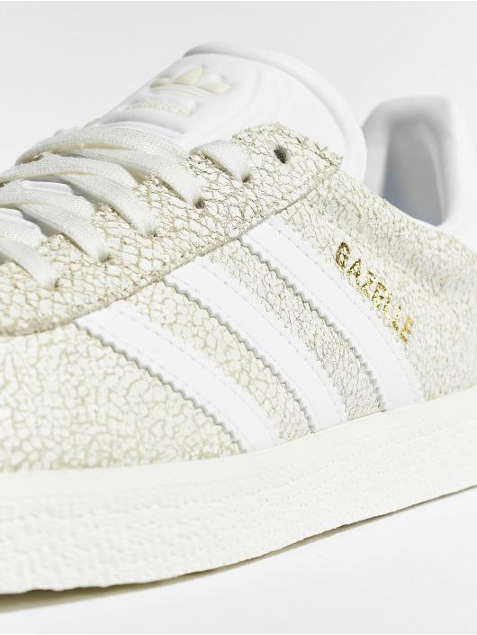 adidas originals Sneaker Gazelle W bianco