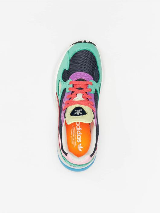adidas originals Sneaker Falcon blau