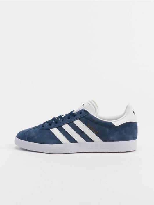 adidas gazelle blauw