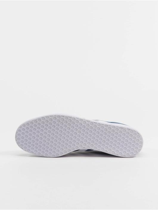 adidas Gazelle 2 J W schoenen blauw wit