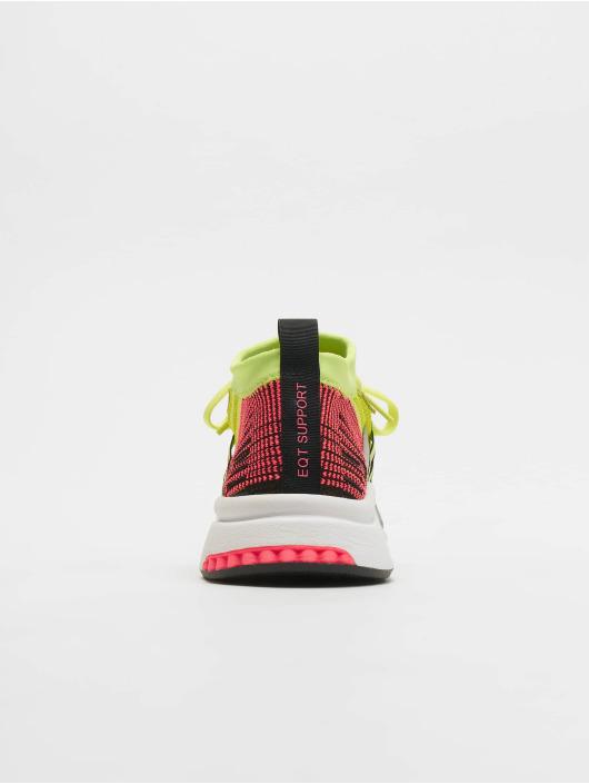 adidas originals sneaker Eqt Support Mid Adv geel