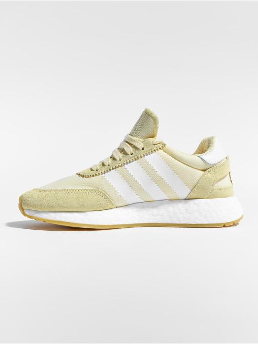 adidas Originals - I 5923 - Gelbe Sneaker