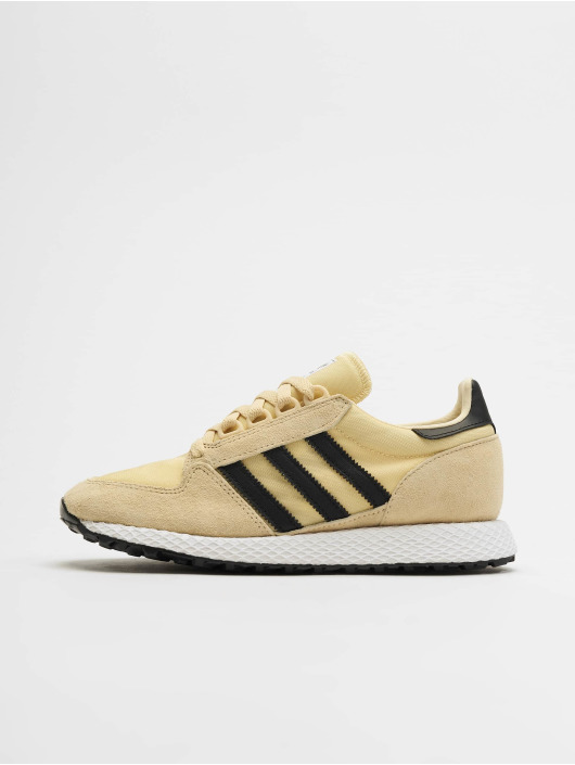 good preview of sneakers for cheap adidas Originals Forest Grove Sneakers Easy Yellow/Core Black/Footwear White