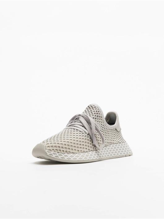 0c8666fad95 adidas originals Herren Sneaker Deerupt Runner in grau 598558