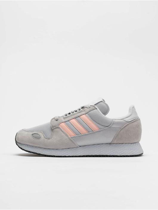 Adidas Originals Zx 452 Spzl Sneakers Clear GreyHaze CoralClear Onix