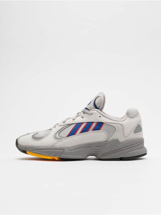adidas Originals Sneaker Yung-1 Sneakers Gretwo/Croyal/Scarle grau