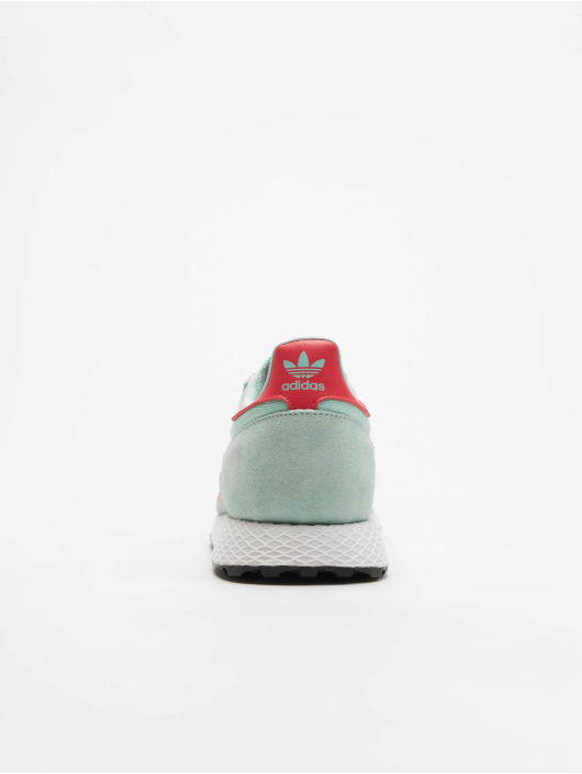 adidas originals sneaker Forest Grove W groen