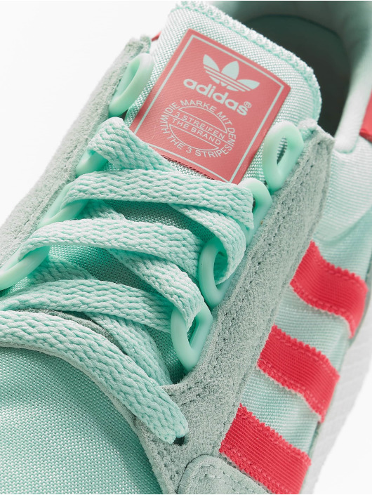 adidas originals sneaker Forest Grove W groen