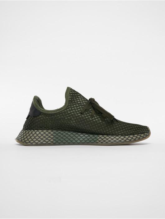 adidas originals Sneaker Deerupt Runner grün