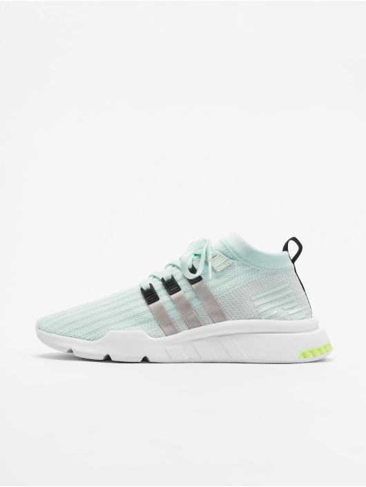 adidas Originals Eqt Support Mid Adv Sneakers Ice MintGrey TwoCore Black
