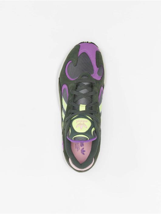 adidas originals Sneaker Yung-1 grün