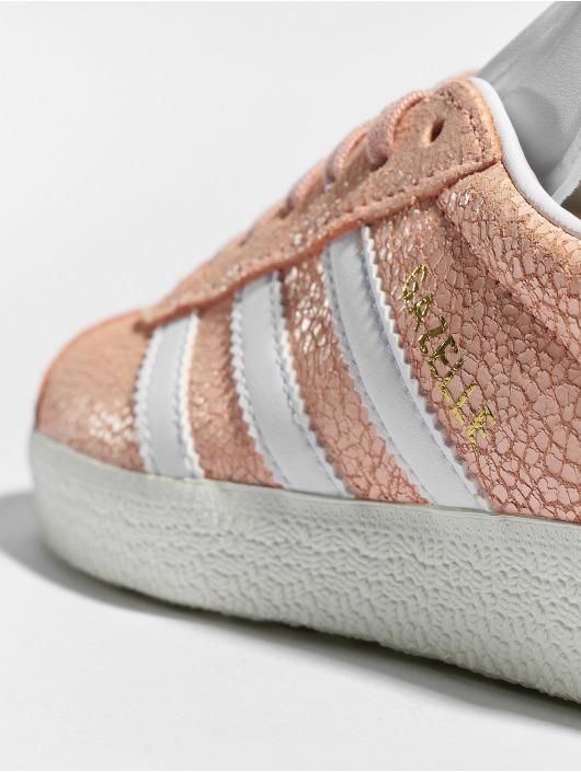 adidas originals Sneaker Gazelle W orange