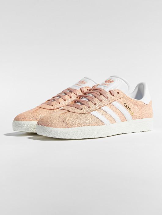 adidas originals sneaker Gazelle W oranje