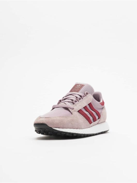 adidas originals Forest Grove Sneakers Soft VisionCollegiate BurgundyChalk White