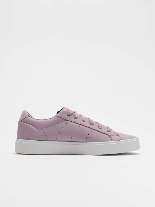 adidas originals sneaker Sleek paars