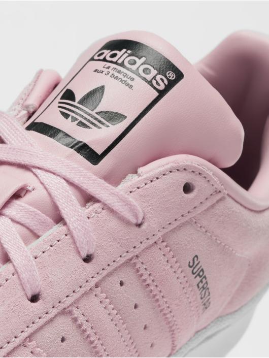 adidas originals Sneaker Originals Superstar J pink