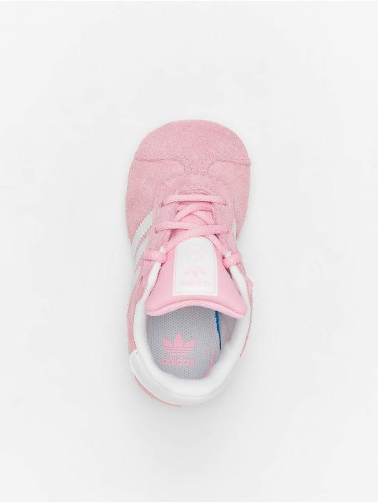 adidas originals Sneaker Gazelle Crib pink
