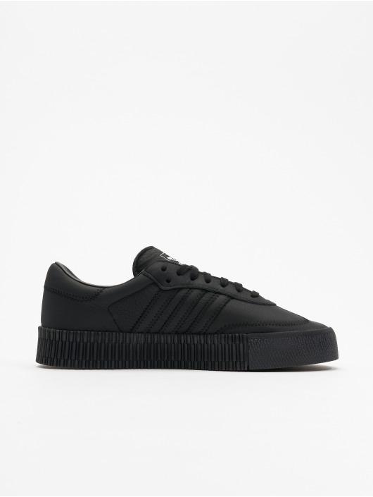adidas originals Sneaker Sambarose W schwarz
